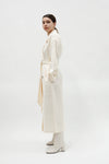 Bernadetta Dress - Cream Woven