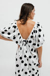 Romina Dress - Rhumba Dot