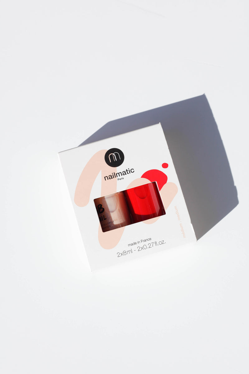 BB Nail Medium Duo