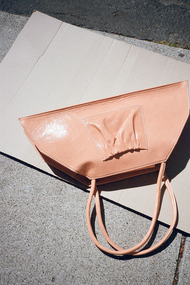 Isabelle Bag - Light Apricot