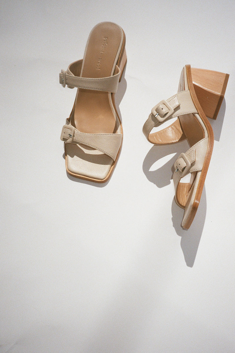 Feria Heel - Off White