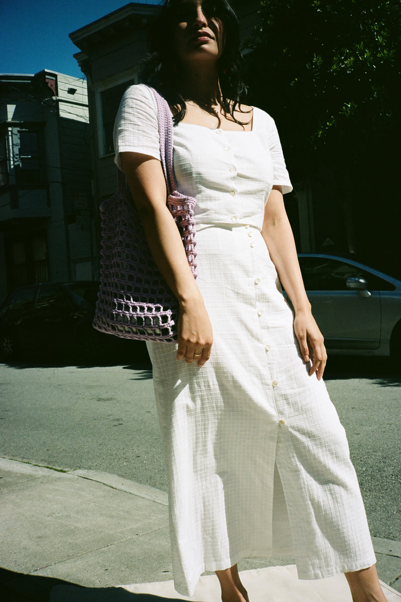 Lalonde Skirt - Off White