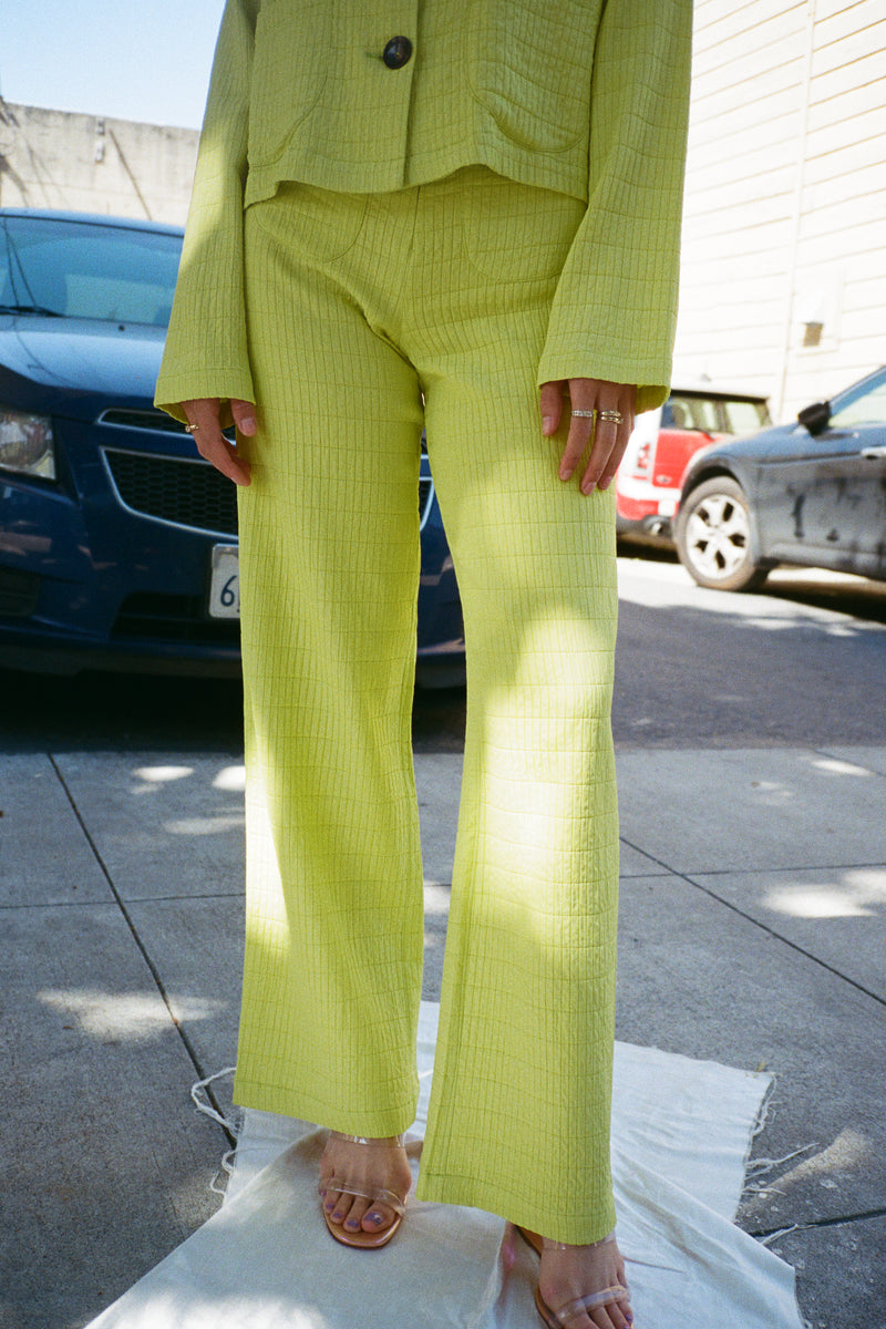 Valdimontone Pant - Light Green