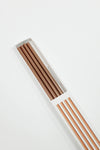 "Porter Metal Straws 10"" - Copper"