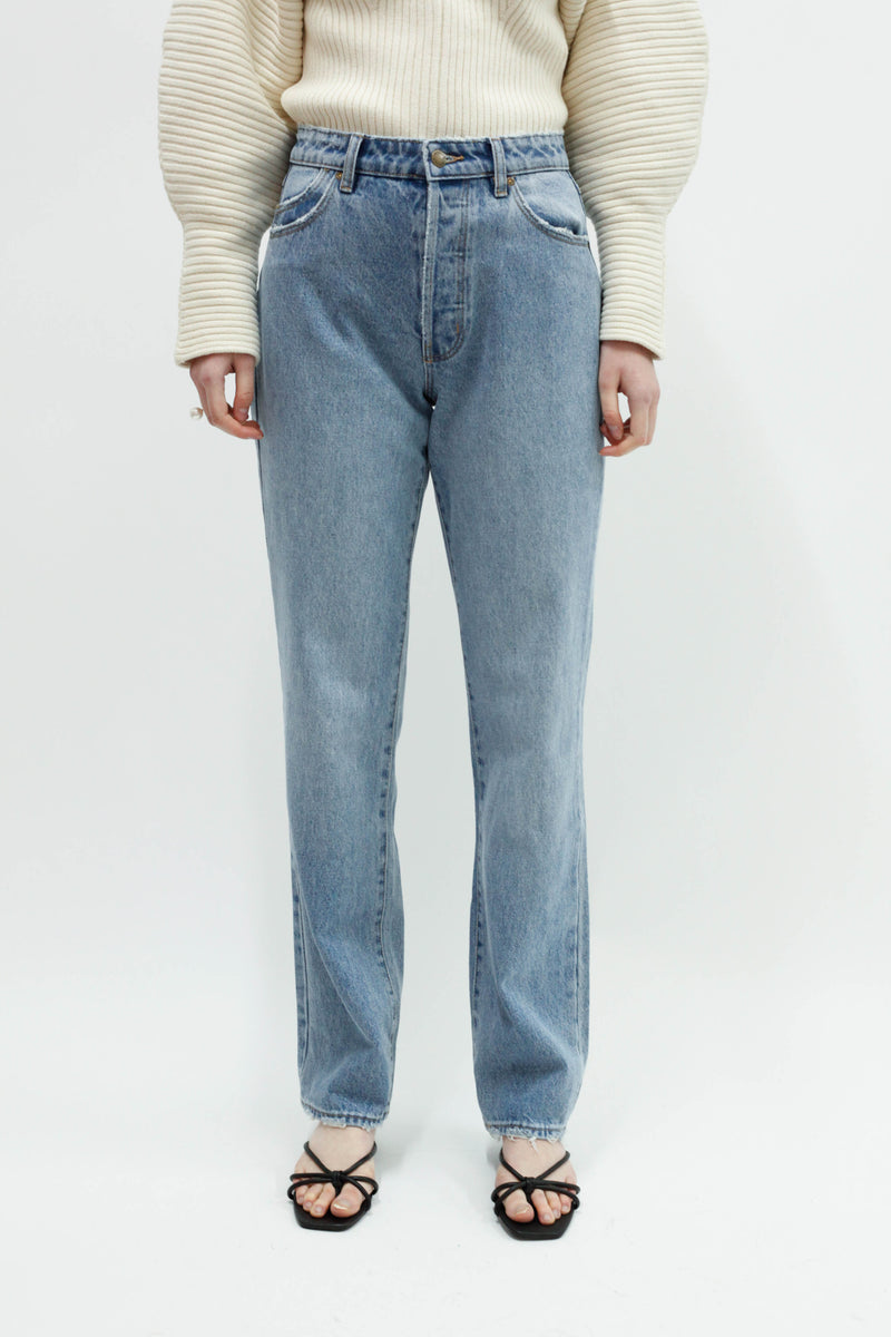 Classic Straight Jean 90s - Blue