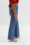 Eastcoast Crop Flare Cindy - Blue