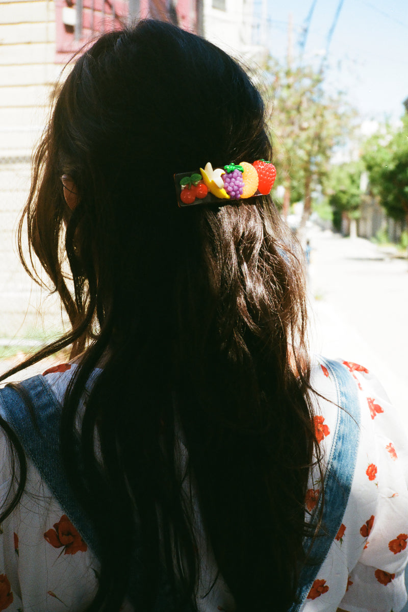 Fruit Salad Barrette