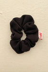 Knit Scrunchie - Obsidian Thermal