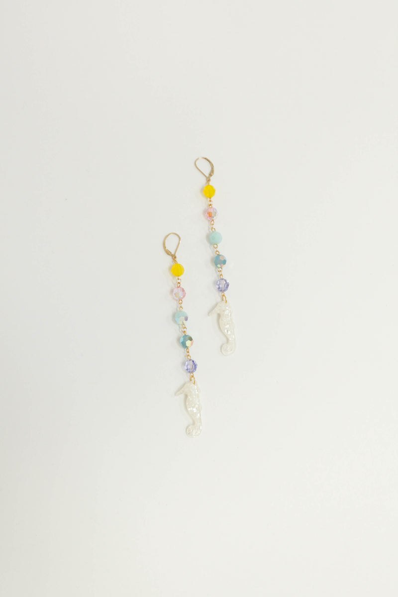 Splash Drop Earrings