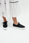 SUPERGA Platforms - Black