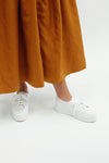 SUPERGA Platforms - White