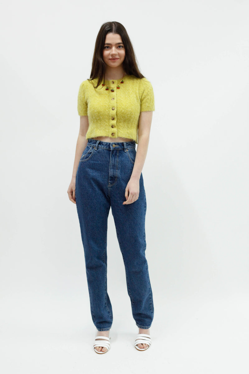 Dalia Top - Citron