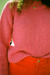 Frances Sweater - Fuschia