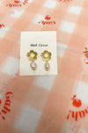 Lola Earrings - Gold Plated