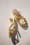Willow Sandal - Lemon