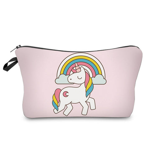Unicorn Cosmentic Bag
