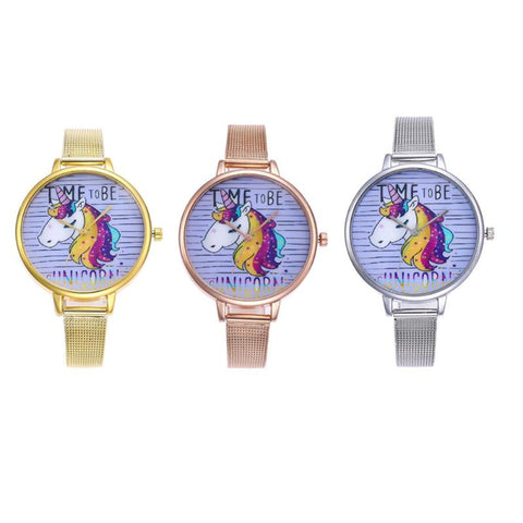 Unicorn Watch | Time to be a UNICORN