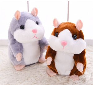 Speaking Hamster Toy