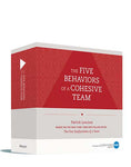 Five Behaviors of a Cohesive Team Powered by All Types Facilitator Kit