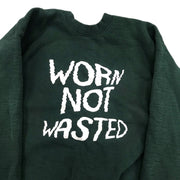 Vintage Worn not wasted Munsing Wear pullover