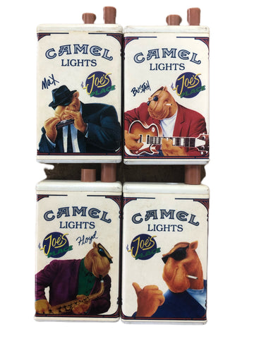 Vintage 90s Camel Joe's Permanent Matches Pack