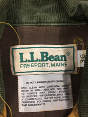 "Vintage L.L Bean ""corduroy collared"" Jacket"