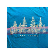 Vintage Lake Tahoe All Over Tee