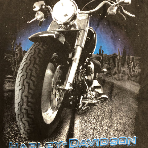 Vintage 1997 Harley Davidson Night Ride Tee