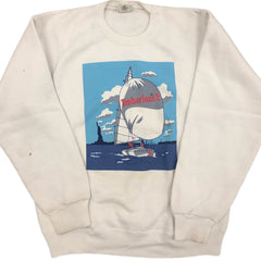 Vintage Timberland Sailboat Sweater