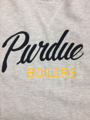 Vintage Embroidered Champion Purdue Boilers Pullover