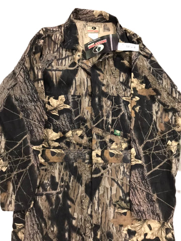 Vintage Mossy Oak Coveralls