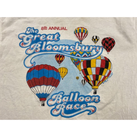Vintage 1986 8th Annual The Great Bloomsbury Tee