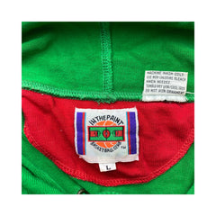Y2K Miami Hurricanes Multicolored Hoodie