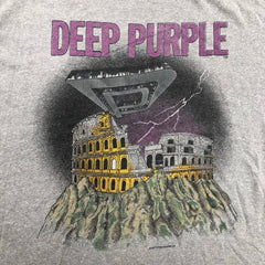 Vintage 1985 Deep Purple Tour Tee