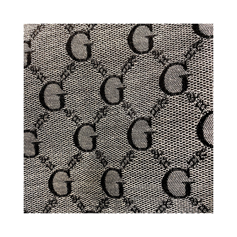 """G"" Monogram Duffle Bag"