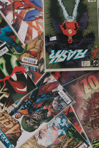 Comic Book Box