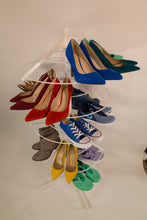 MS335 Show Time Carousel Shoe Rack™ - - Designed in USA/Made in China