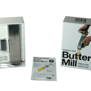 Stainless Steel Butter Mill Box