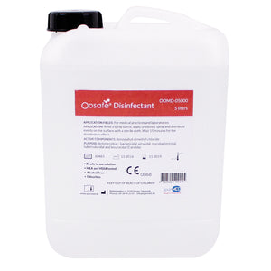 Oosafe® Class IIa Medical Device Disinfectant 5L Refill - IVFSynergy