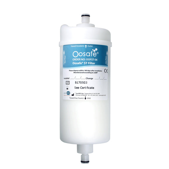 Oosafe® ST Inline filters - Longer life filters - IVFSynergy