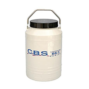 CBS - DS-3 Cryo Vapour Shippers Dewars - IVFSynergy