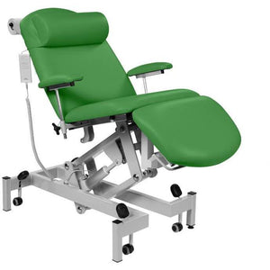Electric Height Single Foot Section Treatment Chair - IVFSynergy