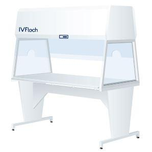 IVFtech - Double Sided Sterile Cabinet - IVFSynergy