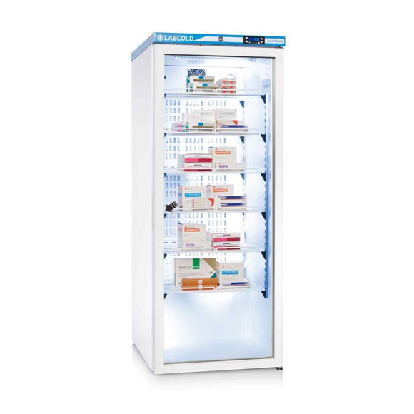 Labcold - Freestanding 340 Pharmaceutical Fridge - IVFSynergy
