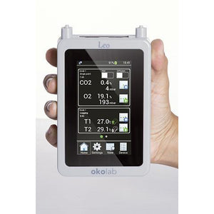 Handheld Analyser Co2, O2 and Temp - IVFSynergy