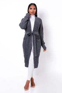The Ultimate Cardigan - Gray