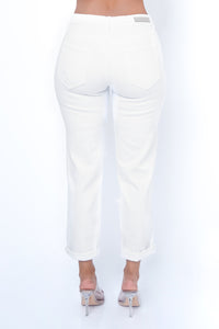 *Angelina Jeans - White