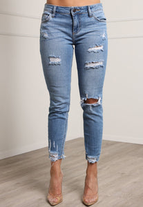 Push Forward Jeans