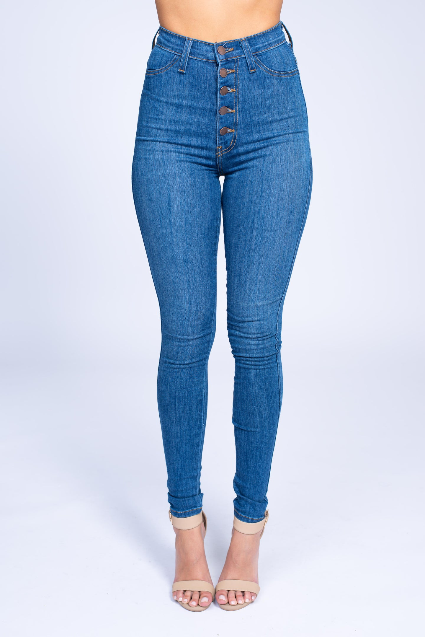 The Sweet Life High Rise Jeans