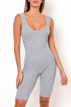 Cool Fit Romper - Gray